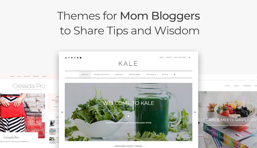 10 Themes for Mom Bloggers to Share Tips and Wisdom