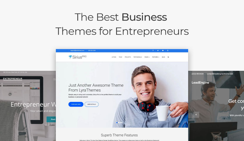 9 Small Business Themes for Entrepreneurs