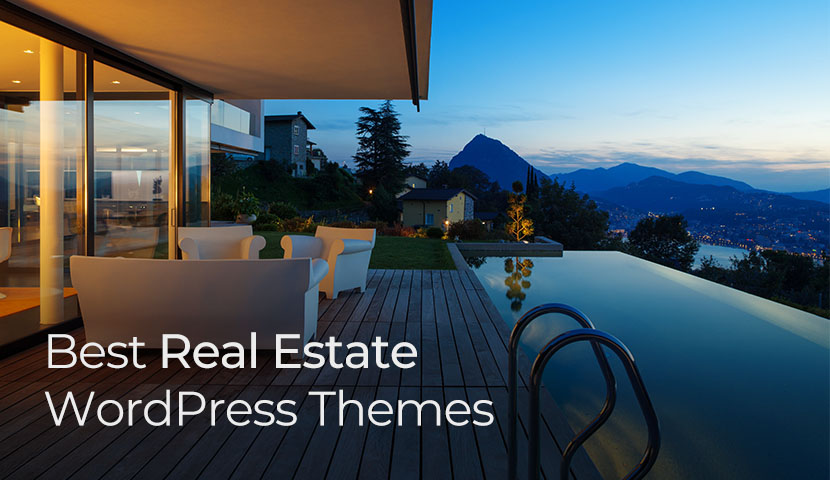 8 Best Real Estate WordPress Themes to Increase Your Sales