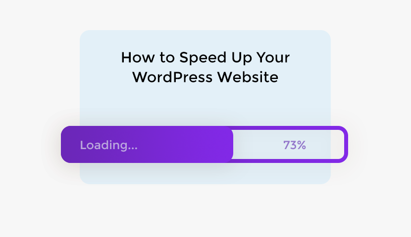 How to Speed Up Your WordPress Website (5 Ways)