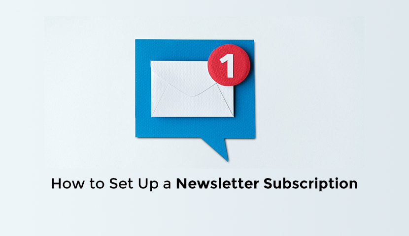 How to Set Up a Newsletter Subscription Form in WordPress (In 3 Steps)