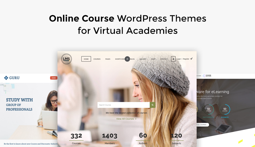 11 Online Course WordPress Themes for Virtual Academies