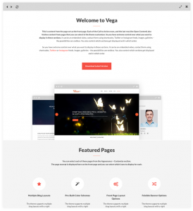 free business woo commerce theme