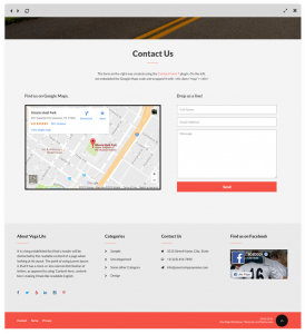 free woo commerce business theme