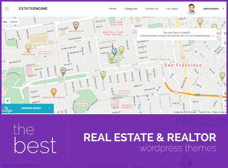 25+ Real Estate WordPress Themes for Agents, Realtors, and Agencies