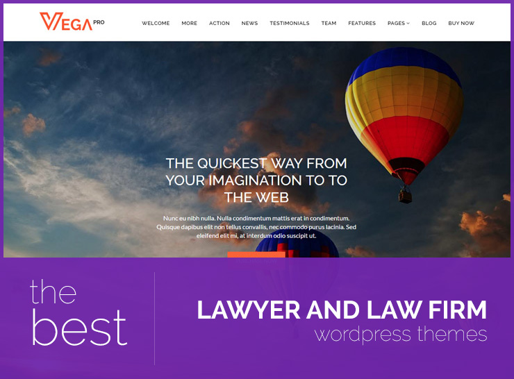 30 Best Lawyer WordPress Themes for Attorneys and Law Firms