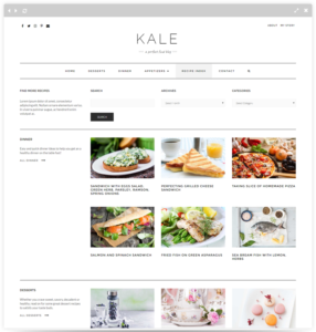 Foodblog recipe index lyrathemes foodblog recipe index forumfinder Choice Image