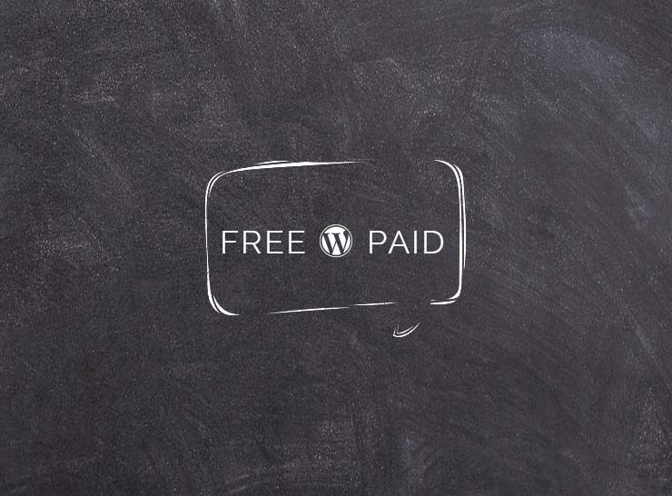 Free vs Premium WordPress Themes. Which one is right for you?