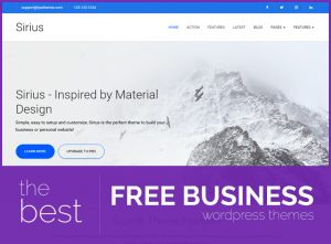 free business wordpress themes 2017