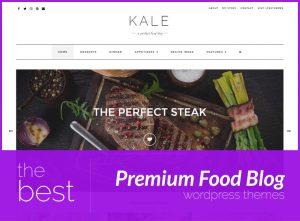 food blog themes