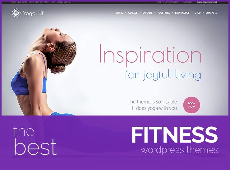 10+ Best Gym and Fitness WordPress Themes For Gyms, Fitness Centers, Crossfit Programs, and Personal Trainers
