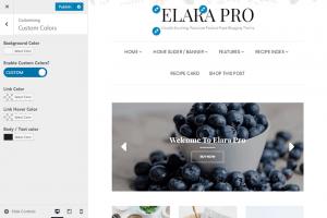 Elara Pro - Custom Colors