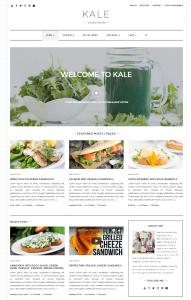 Kale Pro Homepage