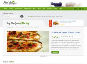 WordPress Recipe Themes – Food Recipes by InspiryThemes